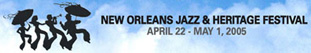 new orleans jazz/heritage festival, live recordings